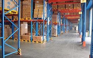 推入式货架是什么样的货架呢?