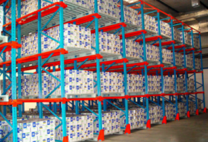 穿梭式货架实现了仓储货架厂家与现代科技的结合