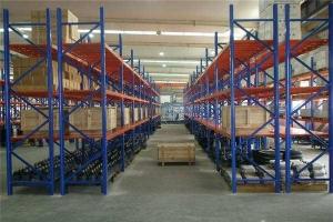 仓储货架厂家浅谈阁楼式货架的结构及其特性