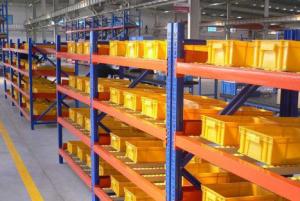 济南鼎一仓储,济南阁楼货架应该用槽钢还是工字钢?