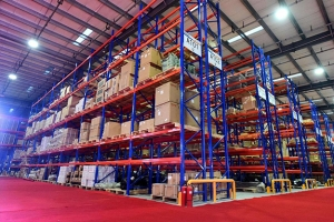 组合式货架特点体现在多个方面