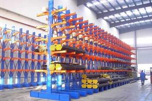 长条方圆管铝型材货架